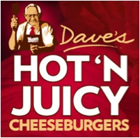 Wendy's new Dave's Hot and Juicy Cheeseburgers - Review