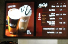 Review: McCafe