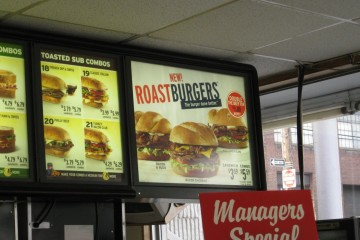 My Sincerest Apologies: The Roast Burger Review