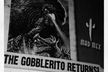 Mad Mex: Gobblerito Review
