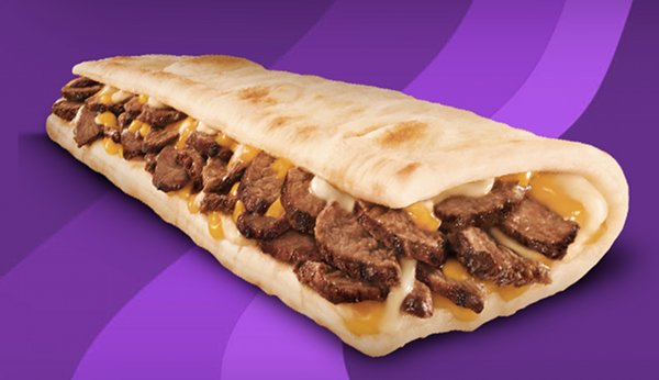 a28a1852 Taco Bell Triple Steak Stack [Review] - Fast Food Geek