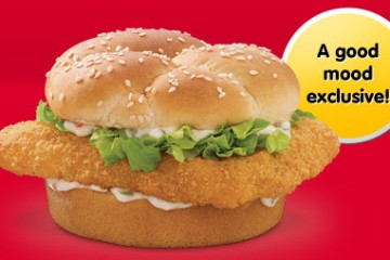 Arbys Fish Sandwich