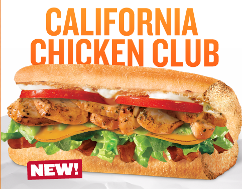 Quiznos California Chicken Club [Review] - Fast Food Geek