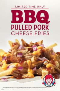 BBQ Pulled Pork Fries POP