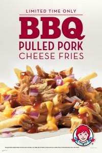BBQ Pulled Pork Fries POP