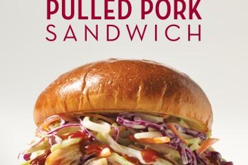 BBQ Pulled Pork Sandwich POP
