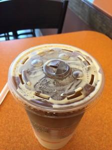 Dunkin Donuts Pumpkin Macchiato Review