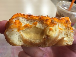 Pumpkin Cheesecake Square Donut
