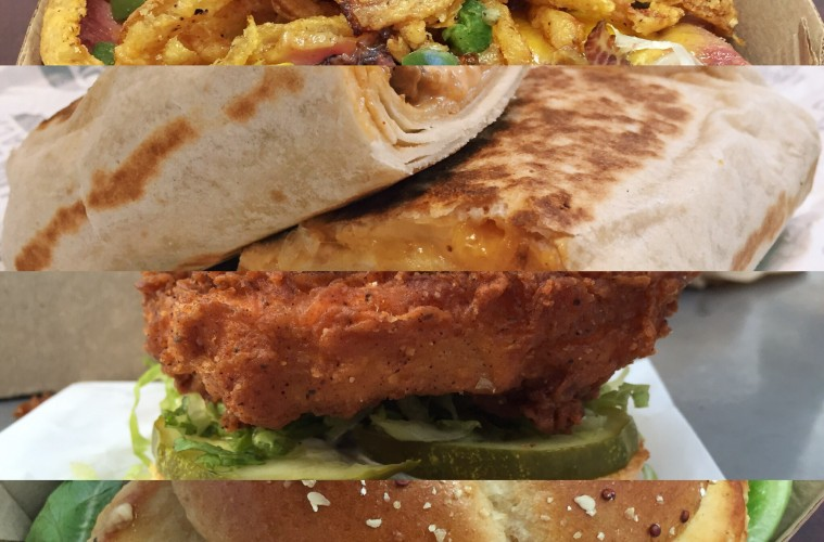 The 5 best fast food items of 2015 fast food geek for Fish sandwich fast food