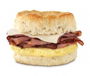 Arby's Breakfast Premium Biscuit