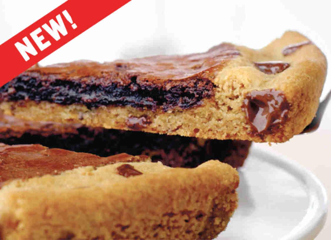 papa johns offering new 6 brookie dessert fast food geek