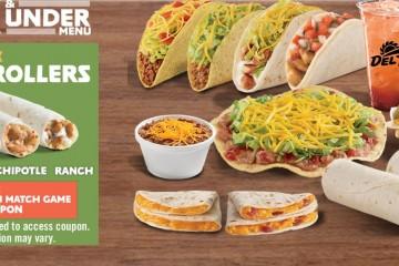 del taco buck menu