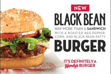 wendys black