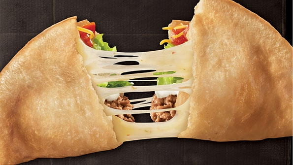 Fast Food Geek Taco Bell Quesalupa Review