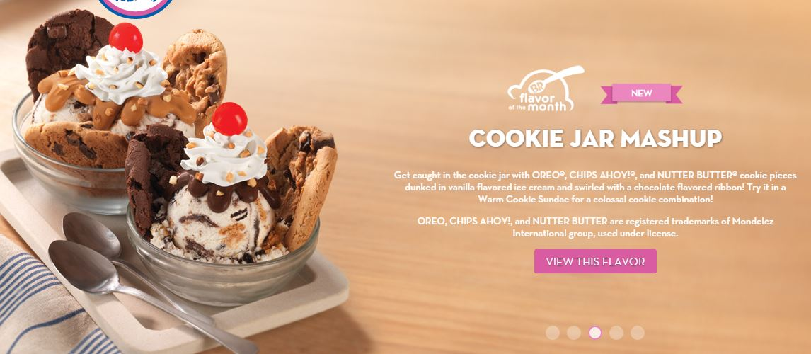 Cookie mash