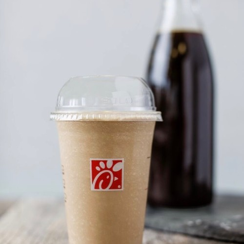 chick fil a frozen coffee