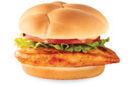 Wendy's Ultimate Chicken grill