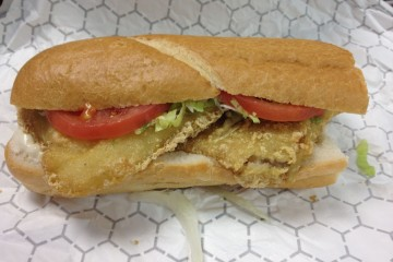 Sheetz Fish Sandwich