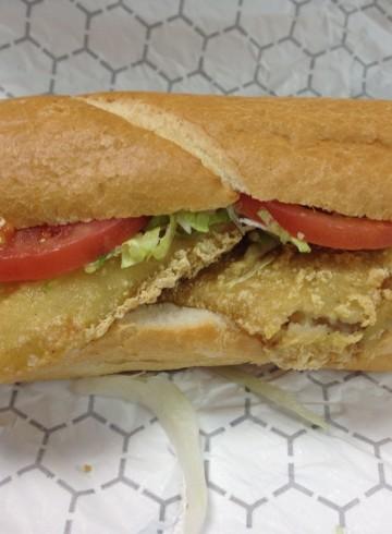 Sheetz Fish Sandwich