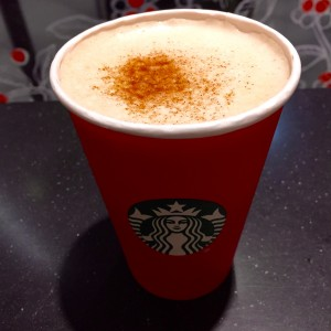 Holiday Spice Flat White